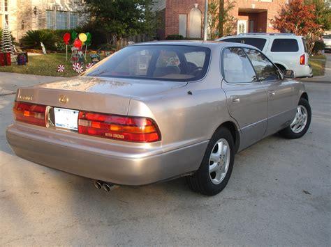 1994 Lexus Es 300 Photos, Informations, Articles