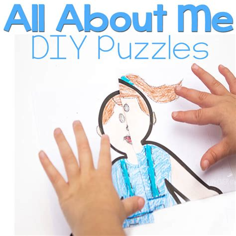all about me all about me diy puzzles