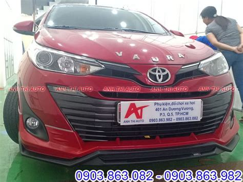 body kit xe toyota vios   rbs thai lan cua hang