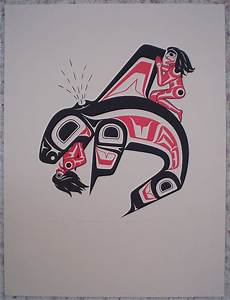 wells – Killer Whale, Man and Woman (112/200) | Kerrisdale ...