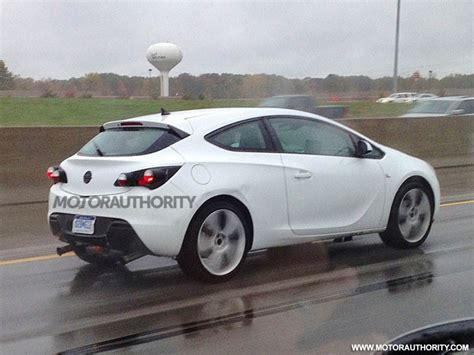 Buick Opel by Buick Opel Astra Gtc Testing In Michigan