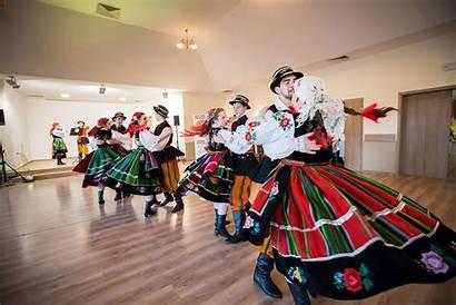 Polish Dance Folk Poland Culture April Hub