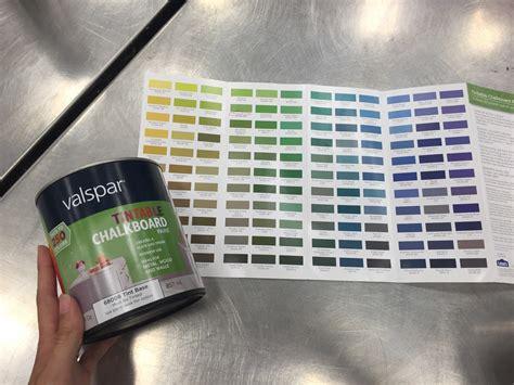 valspar tintable chalkboard paint reviews