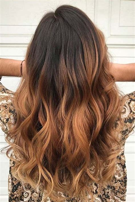 hottest brown ombre hair ideas hair caramel