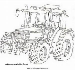 Kleurplaat Ford Tractor  U2022 Kidkleurplaat Nl