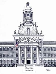 Baylor University by Frederic Kohli