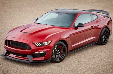 ford mustang shelby gt release date price