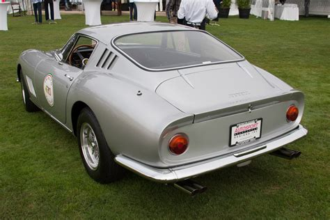 Ferrari 275 GTB Alloy - Entrant: Abi Singh - 2014 The ...