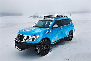 Nissan Unveils 370Zki and Armada Snow Patrol Concepts at Chicago | Automobile Magazine