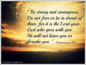 Bible Quotes about Strength with Image - Quotes and Sayings