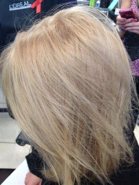 Shade Of Hair by New Loreal Professional Majiblond Inoa Ub2 Shade It