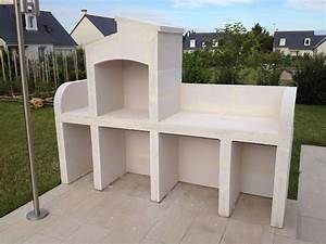 Prix D Un Barbecue : beton cellulaire exterieur barbecue ~ Premium-room.com Idées de Décoration