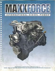 2007 Maxxforce Dt  9  10 Training Workshop Repair Service