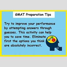 Gmat Preparation Tips  Strategy & Tricks  How To Crack Exam