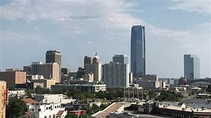 Oklahoma City Named As A Finalist In 2018 Bloomberg