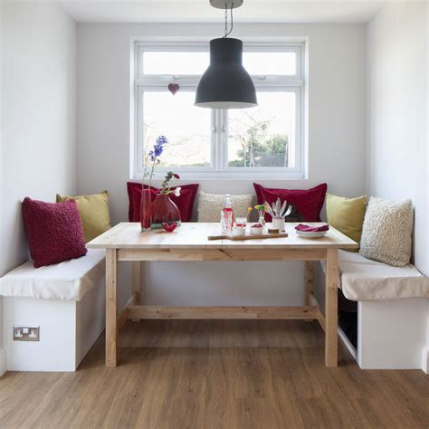 Kitchen Diner Ideas - small dining room ideas ideal home
