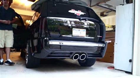 srt8 jeep exhaust vortech 650hp 07 jeep srt8 start up rev borla exhaust