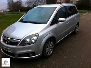 Opel Zafira 1 9 Cdti : achat opel zafira 1 9 cdti 120 cv d 39 occasion pas cher 5 800 ~ Gottalentnigeria.com Avis de Voitures