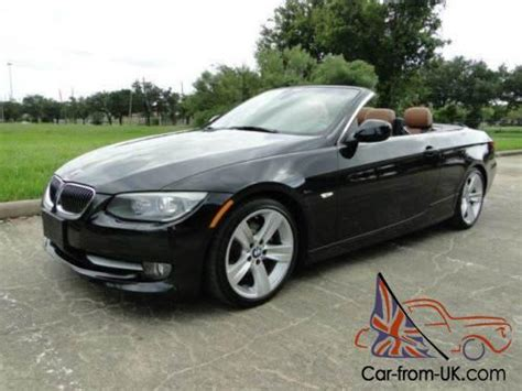 bmw  series  dr convertible sulev