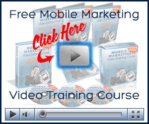 mobile marketing course canada mobile marketing strategy news reviews free