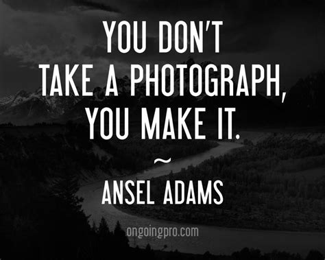 Most Famous Photography Quotes. Quotesgram
