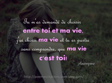 citations sur la vie po 232 mes et citations