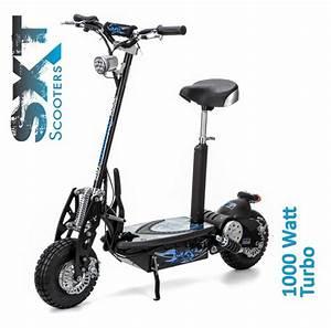 Scooter Roller Elektro : elektro roller e scooter e roller 1000 watt sxt e bikes ~ Jslefanu.com Haus und Dekorationen