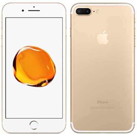 iphone 7 apple apple iphone 7 plus 32gb gold kickmobiles 174