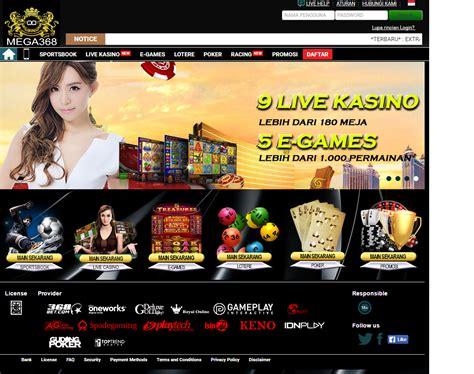 Qqmega Agen Judi Bola Dan Casino Online Uang Asli