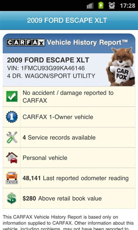 Carfax Reports  Android Apps On Google Play