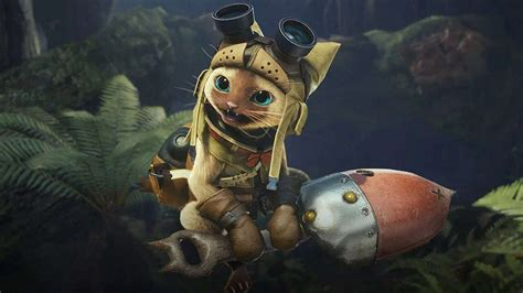 Monster Hunter movie will have Palicoes and Meowscular ...