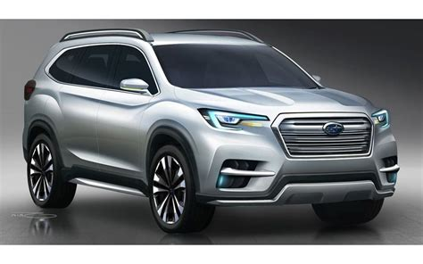 subaru ascent finally challenge  explorer http