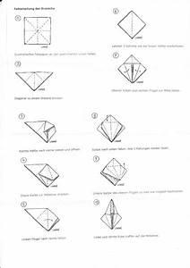 Origami Kranich Anleitung : der kranich ein zeichen der hoffnung ~ Frokenaadalensverden.com Haus und Dekorationen
