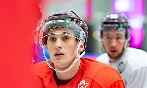 Latvijas hokeja izlases debitants Ģēģeris: Jāmēģina ...