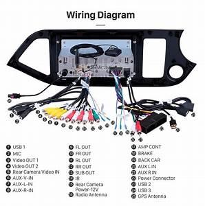 Kia Picanto Stereo Wiring Diagram