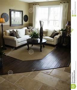 Model Home Interior Design Stock Images - Image: 2061314