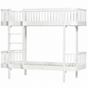 Barriere Lit Superposé : lit superpos volutif pour enfants design cologique en ~ Premium-room.com Idées de Décoration