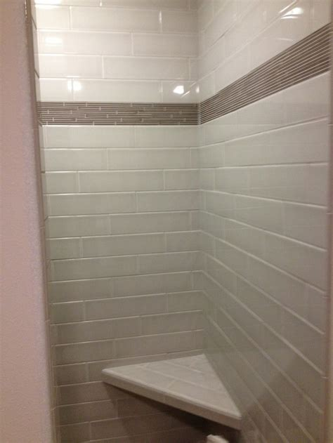 4x16 subway tile bathroom 17 best images about bathroom ideas on guest