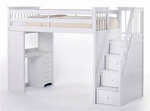 storage loft bed with desk - 28 images - charleston