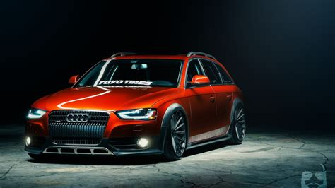 Audi Allroad Wallpaper