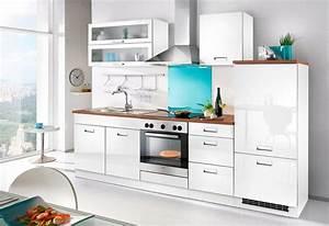 Küchenzeile Ohne Spüle : held m bel k chenzeile ohne e ger te fulda breite 270 cm ~ Michelbontemps.com Haus und Dekorationen