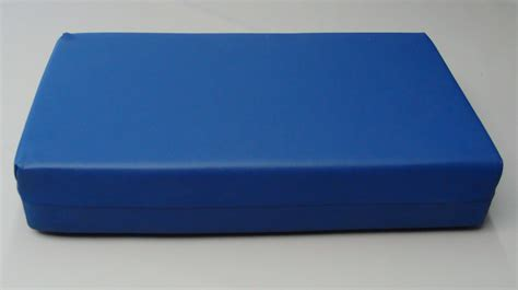size matress foam filled kneeling pad blue sky mobility ltd