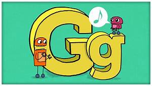 Abc Song  The Letter G   U0026quot Gimme G U0026quot  By Storybots