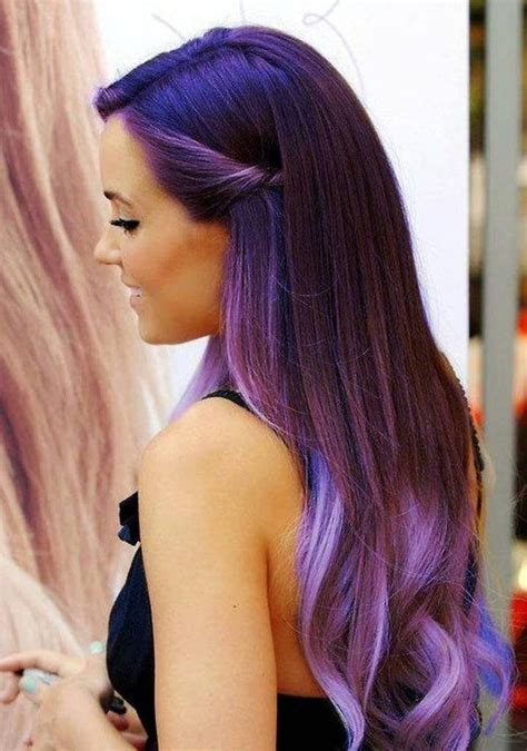 black and hair color styles hairstyles with color