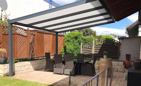 Welche Doppelstegplatten Für Terrassenüberdachung by 10 Ideen F 252 R Eine Moderne Terrassen 252 Berdachung