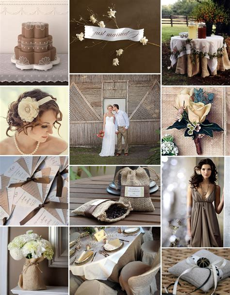 burlap and coffee wedding do it yourself wedding ideas pintere