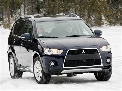 Mitsubishi Cars Usa by Car In Pictures Car Photo Gallery 187 Mitsubishi Outlander