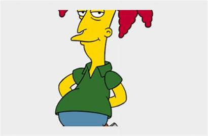 Characters Clipart Criminal Simpsons Rob Jing Fm