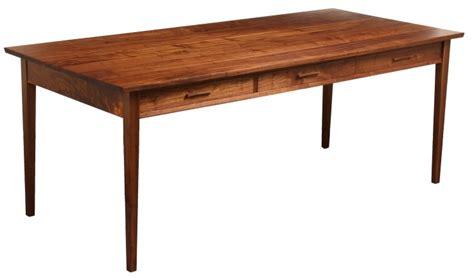 Three Drawer Dining Table Custom Handmade By Urban Forest