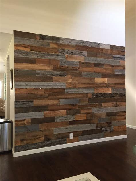 wood accent walls ideas  pinterest wood walls